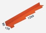 Планка примыкания правая/левая (1250 мм)