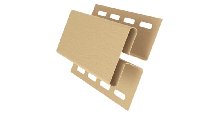 Профиль H соединительный 3,00 GL кремовый