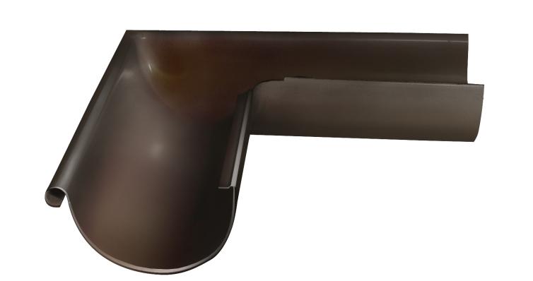 Угол желоба внешний, 90 гр,150 мм RR 32