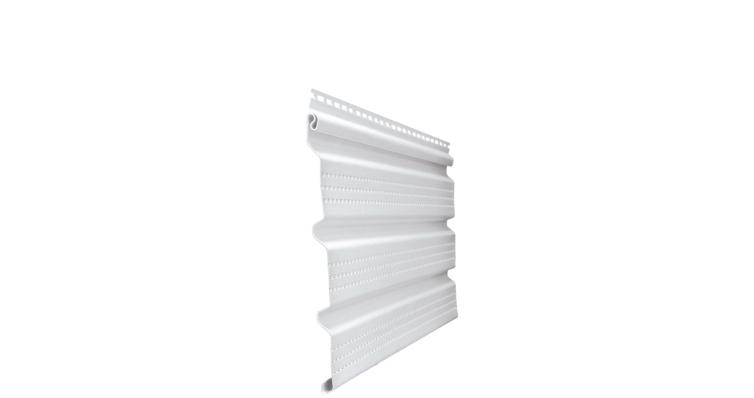 Софит T3 полностью перфорированный GL Amerika 3,0 белый (slim)