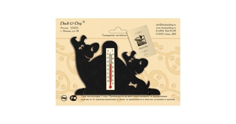 Термометр комнатный Duck & Dog 804 Собаки