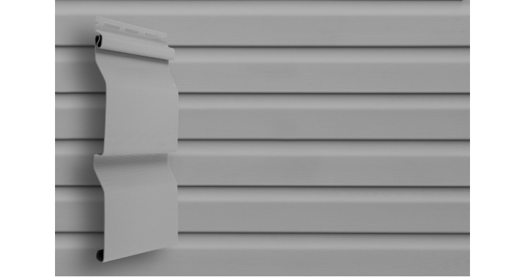 Сайдинг 3,6 GL Amerika D4,4 серый