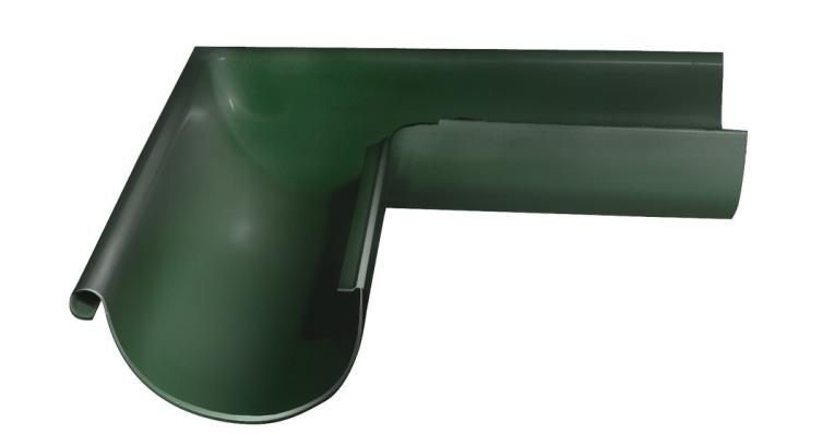 Угол желоба внешний, 90 гр,125 мм RR 11