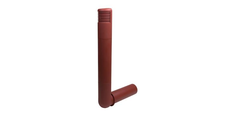 Цокольный дефлектор Ross 125 (красный)