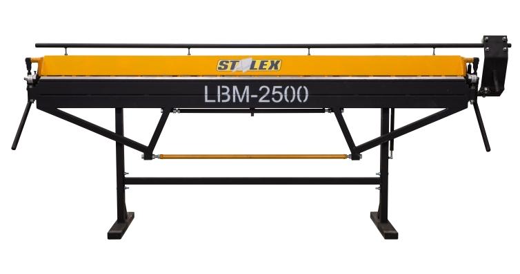 Листогиб Stalex LBM 2500мм