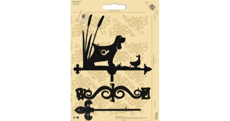 Флюгер малый Duck & Dog 107 Пес