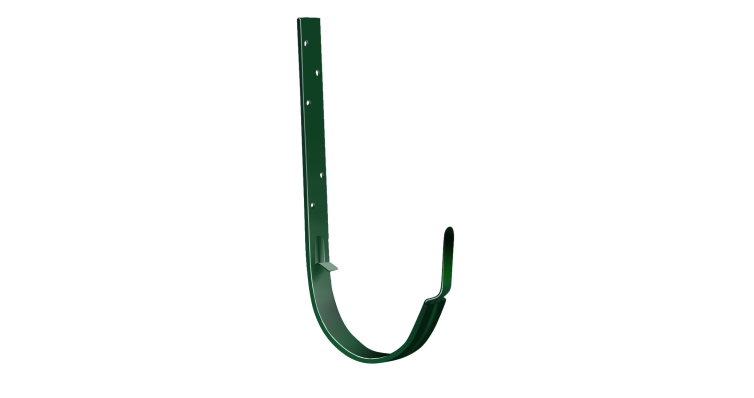 Крюк длинный 125 мм, RAL 6005