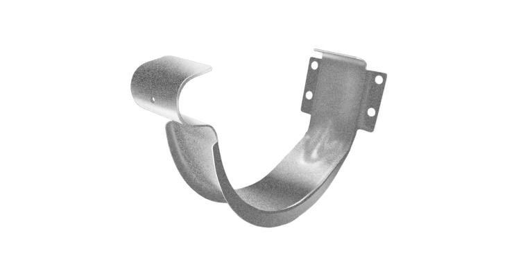 Крюк короткий 125 мм, Al-Zn