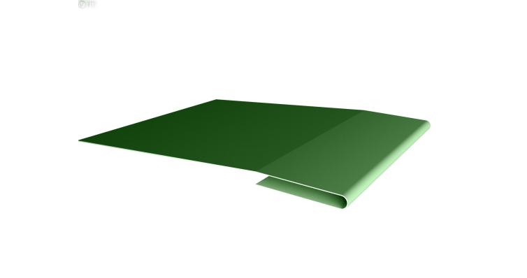 Планка начальная 0,45 PE с пленкой RAL 6002