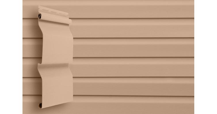 Сайдинг 3,0 Grand Line D4 (slim) персиковый