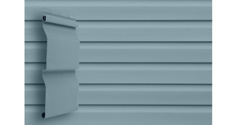 Сайдинг 3,0 Grand Line D4 (slim) голубой