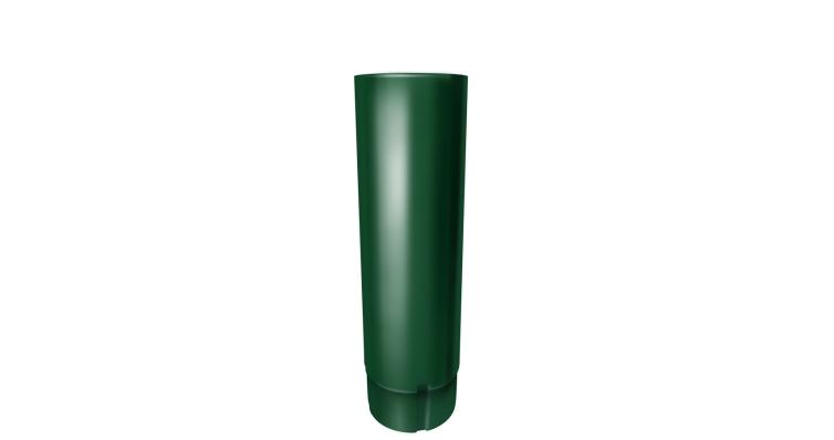 Труба круглая,90 мм 3 м RAL 6005