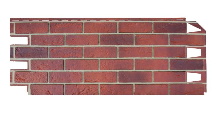 Панель отделочная VOX Solid Brick Bristol кирпич красный