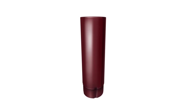 Труба круглая,90 мм 3 м RAL 3005