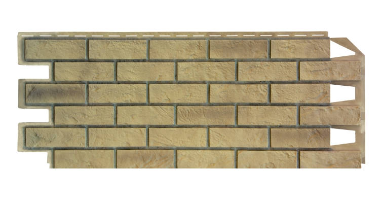 Панель отделочная VOX Solid Brick Exeter кирпич песочный