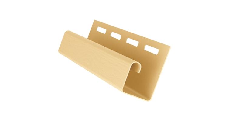 Профиль J 3,00 GL золотой песок