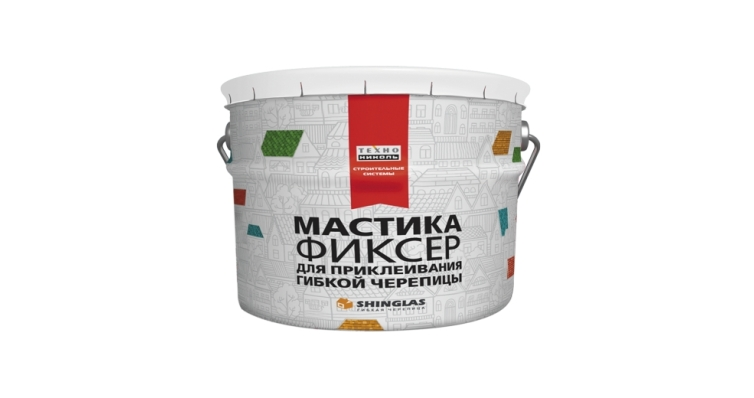 """Мастика """"Фиксер"""" 12,0 кг"""