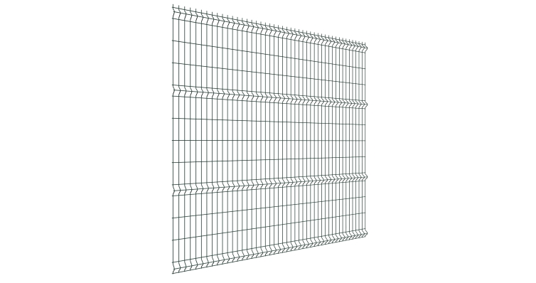Панель Medium 2,43х2,5 RAL 6005 GL
