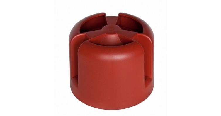Колпак Krovent 110 красный