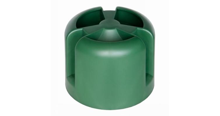 Колпак Krovent 110 зеленый