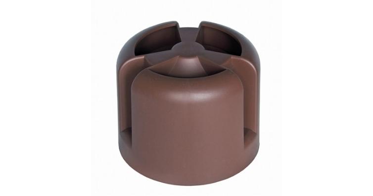 Колпак Krovent 110 коричневый