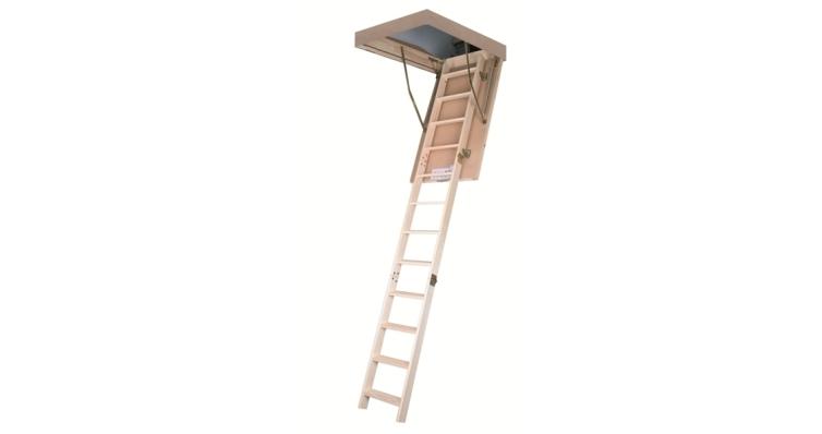 Лестница чердачная Smart 70х120 LWS-280