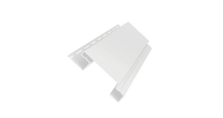 Планка наборная (наличник) 3,0 GL Я-Фасад белая