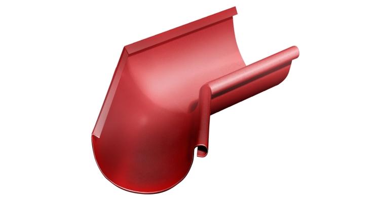 Угол желоба внутренний, 135 гр,125 мм RAL 3011