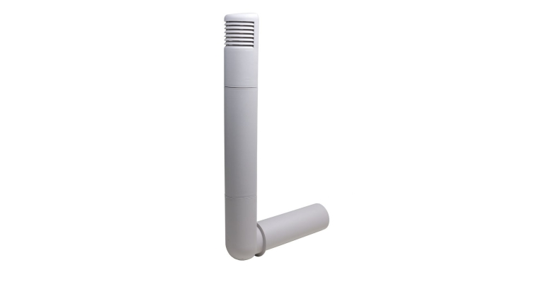Цокольный дефлектор Ross 125 (светло-серый)
