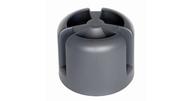 Колпак Krovent 110 серый