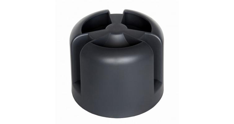 Колпак Krovent 110 черный