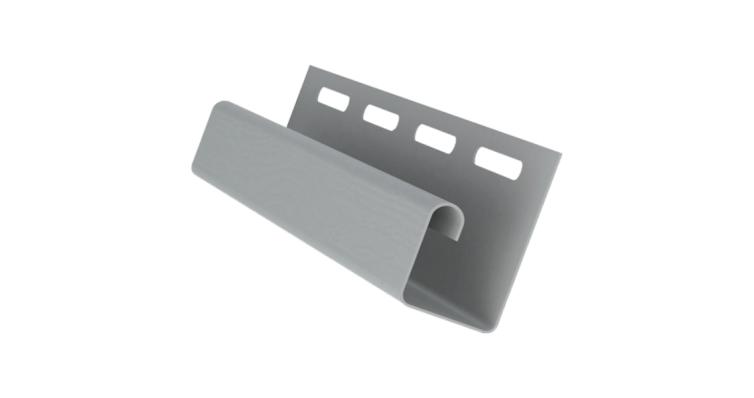 Профиль J 3,00 GL серый