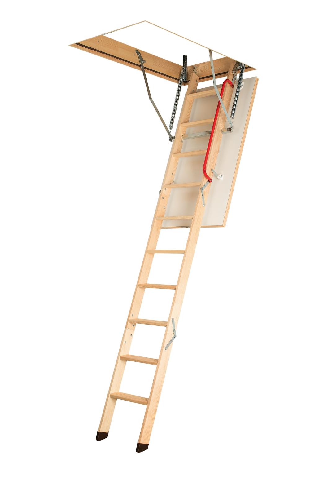 Как сделать складные ступени