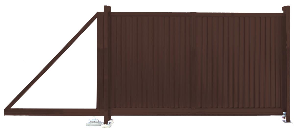 Гранд лайн ворота откатные ворота металлические каталог