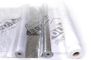 Паронепроницаемые материалы Folder Minima H 98 и FOLDER Alum H 90