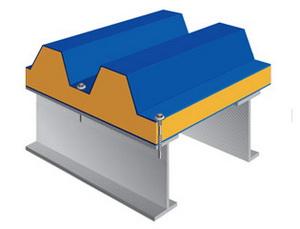 Крепление сэндвич-панелей к металлическим конструкциям
