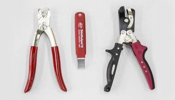 Инструмент для снятия сайдинга