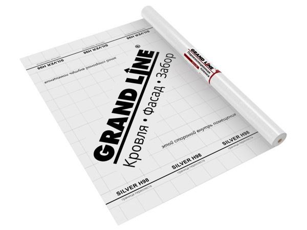 Пароизоляционные пленки Grand Line® рисунок 1
