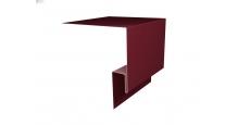 Доборные элементы (Блок-хаус/ЭкоБрус) Grand Line Околооконная сложная (Блок-хаус/ЭкоБрус) 250х50
