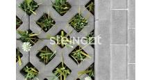 SteinGot Решетка газонная