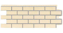 Фасадные панели Состаренный Кирпич Премиум Grand Line Фасадные панели