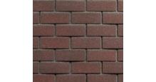Фасадная плитка HAUBERK Обожжённый кирпич
