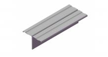 Фасадные профили GrandLine Профиль вертикальный Т-образный