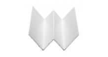Доборные элементы для фиброцементного сайдинга CEDRAL Профиль внутреннего угла