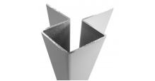 Доборные элементы для фиброцементного сайдинга CEDRAL Внешний симметричный угловой профиль