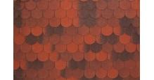 Мягкая кровля Tegola (Тегола) коллекция Nobil Tile Верона