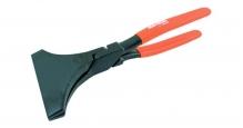 Кровельные клещи и инструмент для обжатия металла Клещи прямые