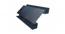 Доборные элементы (Блок-хаус/ЭкоБрус) Grand Line Планка угла внутреннего сложного (ЭкоБрус)