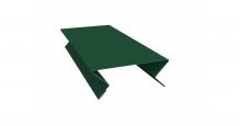 Доборные элементы (Блок-хаус/ЭкоБрус) Grand Line Планка угла внутреннего составная верхняя