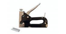 Вспомогательный инструмент для монтажа кровли, сайдинга, забора Степлер и скобы